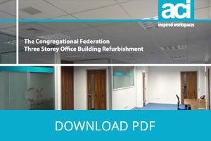 Refurbishment of 3-Storey Office Space in Nottingham City Centre