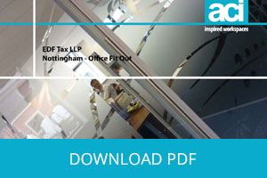 Office Space Plan and Fit-Out for Nottingham Office Space