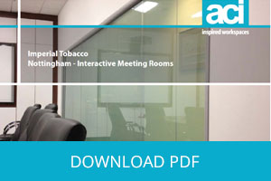 Meeting Room Refurbishment for Imperial Tobacco Nottingham Site