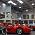 car showroom fit out