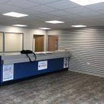 trade counter fit out
