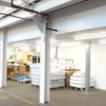 mezzanine floor fit out