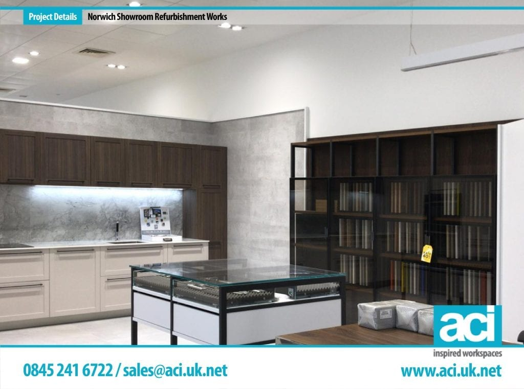 retail fit out