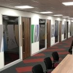 Complete Office Refurbishment Project