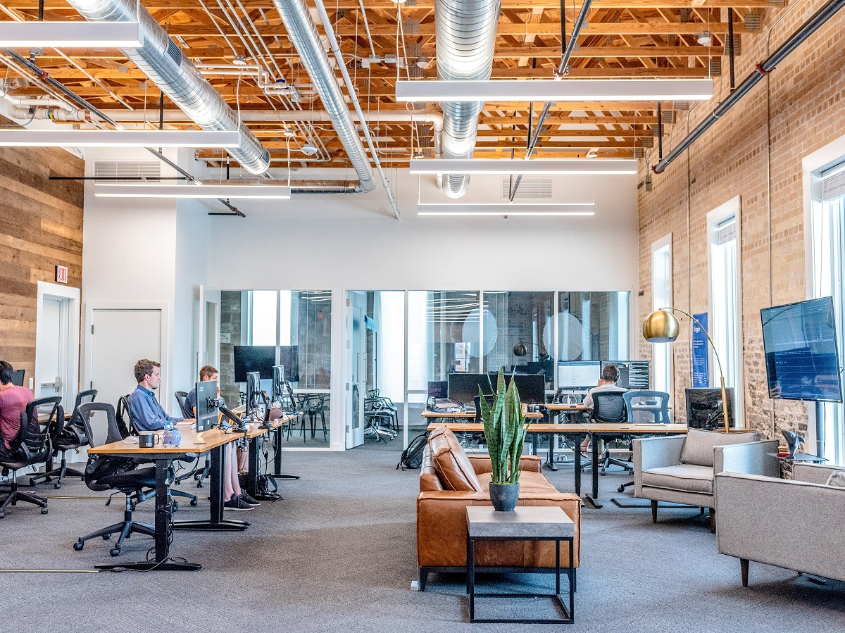 How the Right Office Design can Maximise Productivity