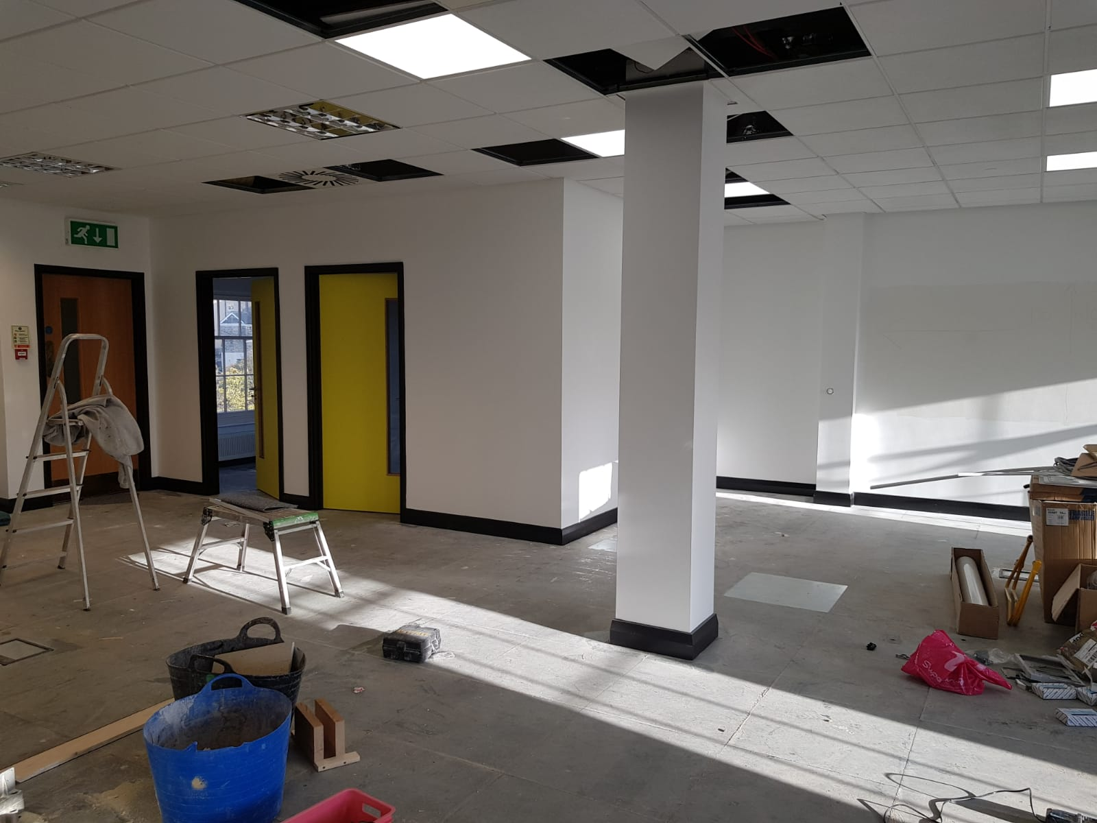 office fit out leicester