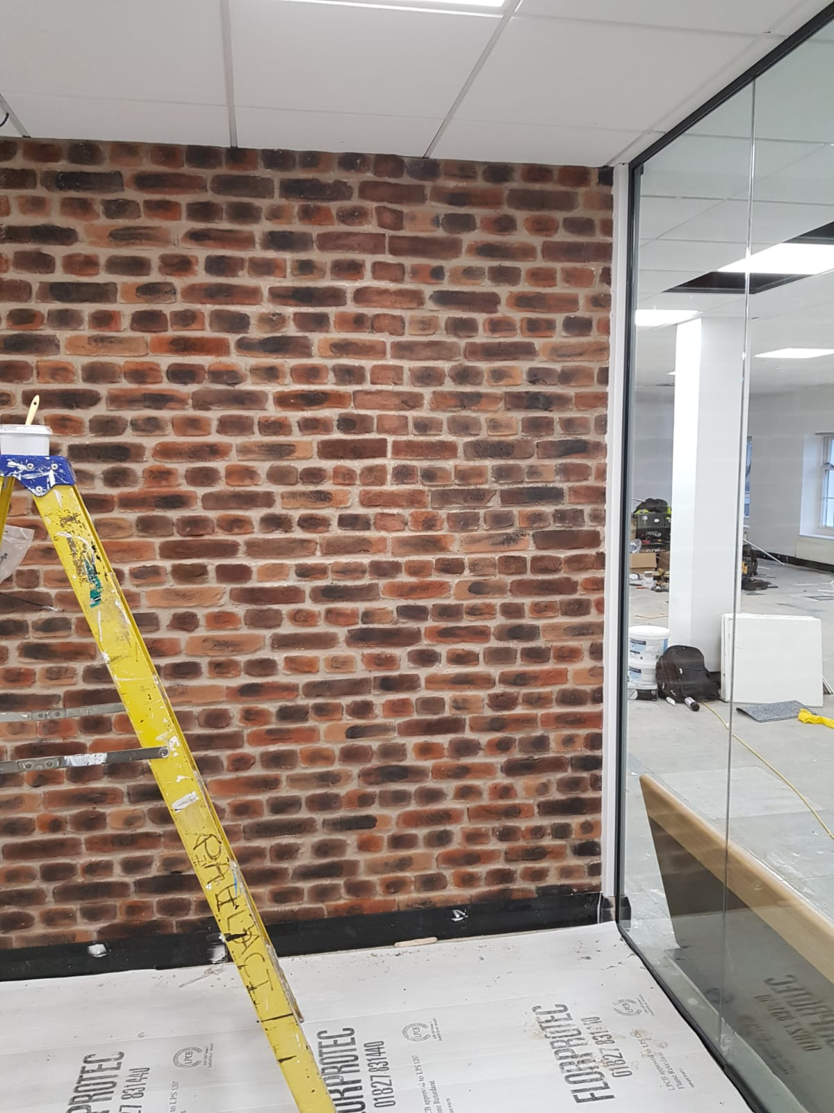 office fit out in leicester