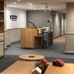 Retail Space Fit Out Works
