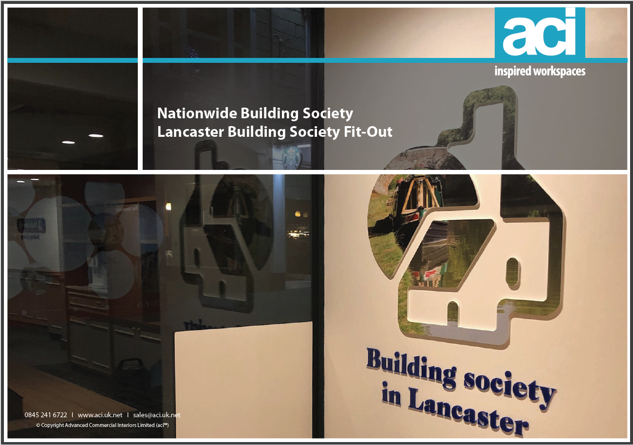 Lancaster Building Society Fit-Out